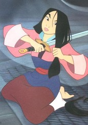 The Strongest Hero is Mulan