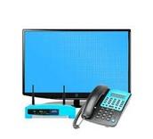 TV & Telephones