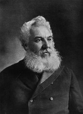 Alexander Graham Bell had invented probably the most used invention today, phones.