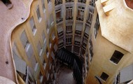 Casa Milá (La Pedrera) - Antoni Gaudí