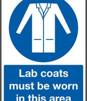 Wear Lab Coats