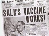 Salks Vaccine Works!