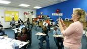 Ms. Barnes Math Class