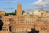 What is the Trajan Forum and why was it built?