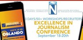 Excellence in Journalism Conference in Orlando