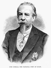 José Zorrilla. (1817-1893).