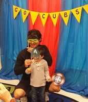 Super Cub Photo Booth