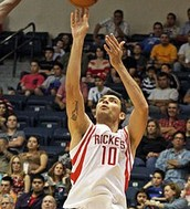 Playing for the Rockets