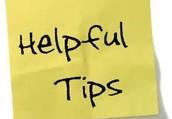 ePortfolio Tips