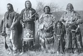 The government for Great Basin/People and clothing