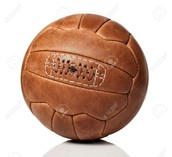 The first ball used in a basketball game