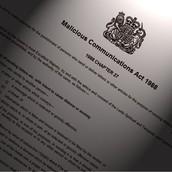 Malicious Communication Act 1988