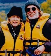 Christine and Rob