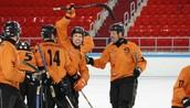 Nederlands bandy-elftal derde op WK