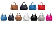 The handbags and styles for men and women
