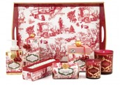 Lots of nice hostess gifts...