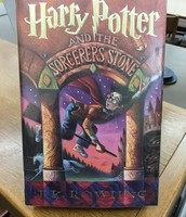 Harry Potter and the Sorcerer's Stone (replacement book)