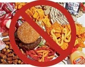 Stay away from fried foods