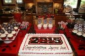 Full Dessert Table