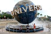 Disney Land and Universal Studios!