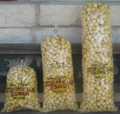 Ingredients in the kettle corn