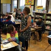 Ms. Puente- 6th Grade Language and Literature
