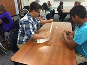 Marshmallow Tower Experiment