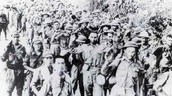 Real Bataan Death March of 1942