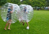 10% off your next Battle Bubble Ball Party