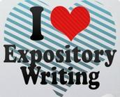 How do I write an expository essay?