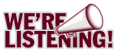 We're listening – share your thoughts with District 833!