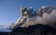Volcanic ash and dust