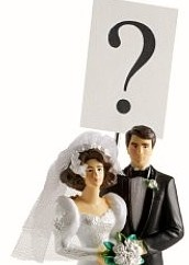 Bring up the topic about marriage within the couple's family