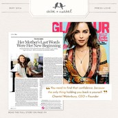 Glamour interviews C+I CEO May 2016