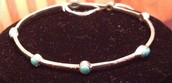 Turquoise bangle SOLD