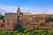 Alhambra exterior