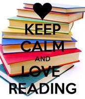 My reading goals