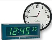 Analog vs Digital Clocks