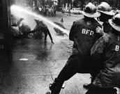 Birmingham civil rights protest