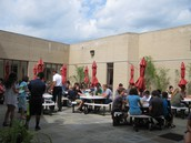 Tohickon Wellness Update - Central Patio Additions
