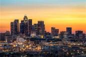 Los Angeles, California (start)
