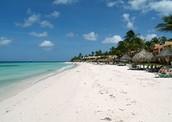 Resa till Aruba