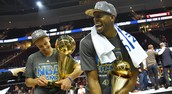 Golden State wins its first NBA title since 1975