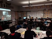 NASA Visits Buckingham - Virtually!