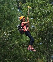 Fear of zip-lining? Not anymore!
