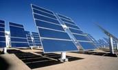 Láminas para recolectar la energía solar