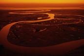 The river Ganges