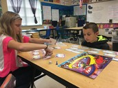 Reading Games in Mrs. Herley's Class!