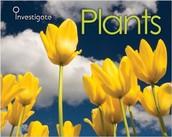 Plants (CALL # E 580 BAR)