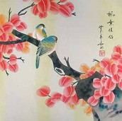 Painting in Chinese